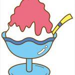 かき氷とアイスクリームのカロリー比較!ダイエット中でも大丈夫?
