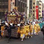 神田祭の交通規制情報!近辺の駐車場もチェック!